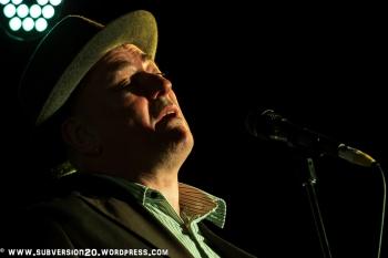 """John """"Segs"""" Jennings, Evelyn Hotel, Melbourne Nov. 2015"""