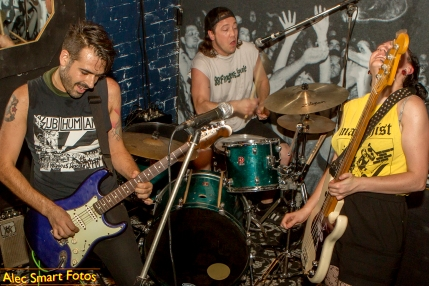 Operation Ibis, Moshpit, Erskineville, Sydney, Australia. Photo: Alec Smart, Friday 4 May 2018